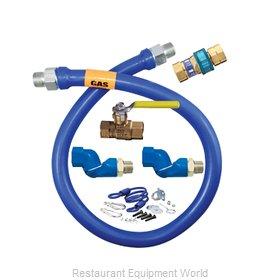 Dormont 1650KIT2S60 Gas Connector Hose Kit
