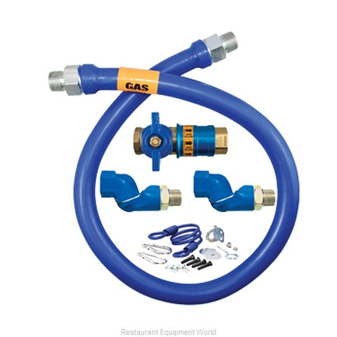Dormont 1650KITCF2S48 Gas Connector Hose Kit