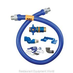 Dormont 1650KITCFS48PS Gas Connector Hose Kit