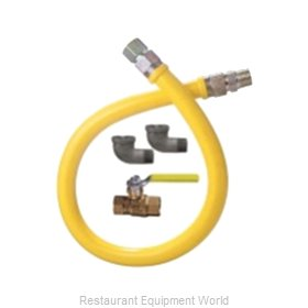 Dormont 1650NPKIT48 Gas Connector Hose Kit