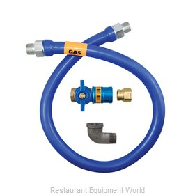 Dormont 1675BPCF60 Gas Connector Hose Assembly
