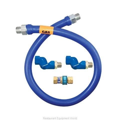 Dormont 1675BPQ2S48 Gas Connector Hose Assembly