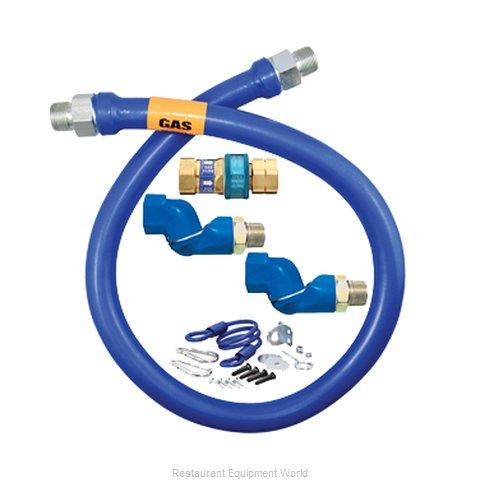 Dormont 1675BPQ2SR48 Gas Connector Hose Assembly