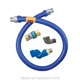 Dormont 1675BPQS72 Gas Connector Hose Assembly