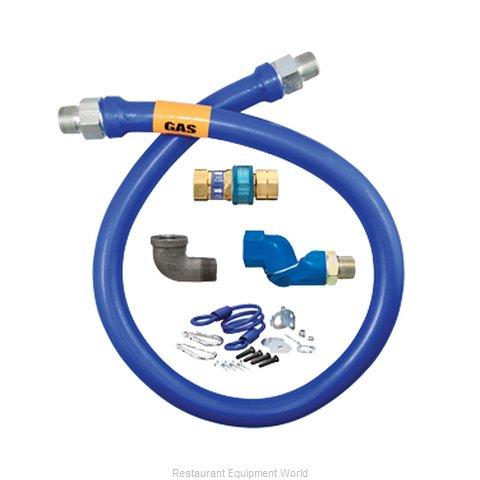 Dormont 1675BPQSR24BX Gas Connector Hose Assembly