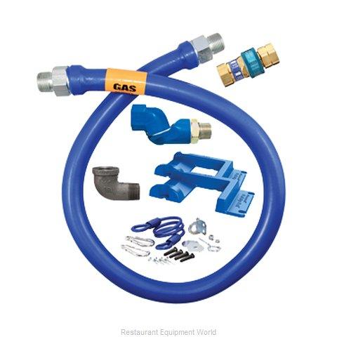 Dormont 1675BPQSR48PS Gas Connector Hose Assembly