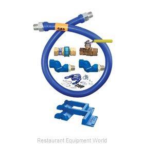 Dormont 1675KIT2S48PS Gas Connector Hose Kit