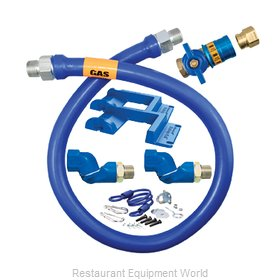 Dormont 1675KITCF2S72PS Gas Connector Hose Kit