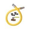 Dormont 1675NPKIT48 Gas Connector Hose Kit