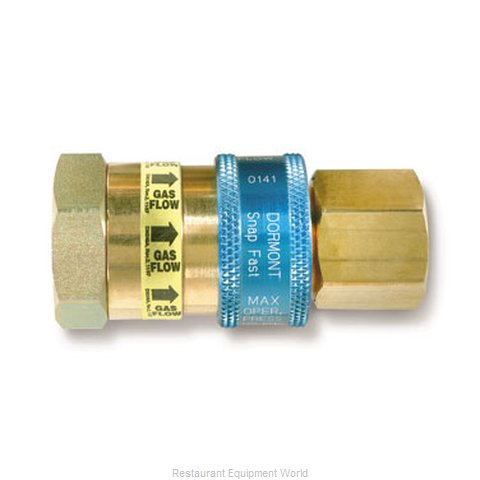 Dormont A100 Gas Valves Fittings
