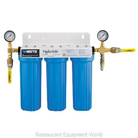 Dormont CBMX-S3S Water Filtration System