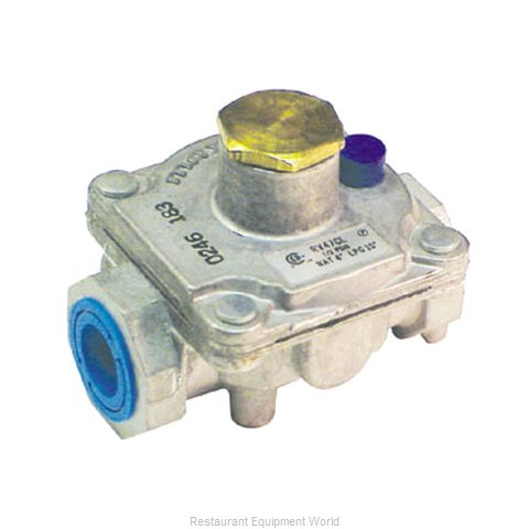 Dormont RV61LNG-52 Gas Regulator (Magnified)