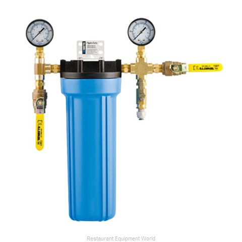 Dormont STMMAX-S1S Water Filter Assembly (Magnified)