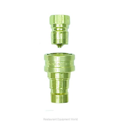 Dormont W25QD Hi PSI Water Connectors Fittings