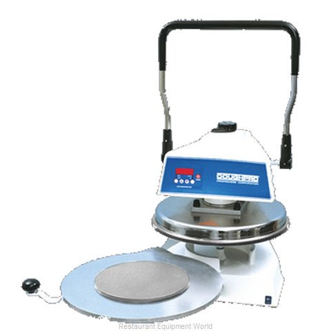 DoughPro DP1100M Pizza Press (Magnified)