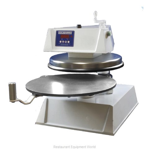 DoughPro DP1300 Pizza Press (Magnified)