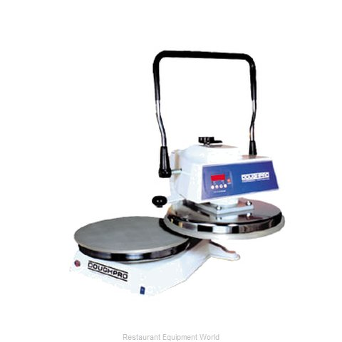 Doughpro dp2000b tortilla press tortilla press for Equipement resto pro