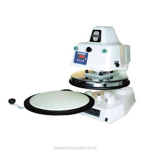 DoughPro DP3300 Pizza Press (Magnified)