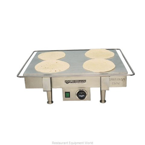 DoughPro TW1520A Tortilla Warmer Grill (Magnified)