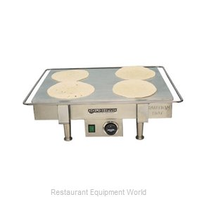 DoughPro TW1520A Tortilla Warmer Grill