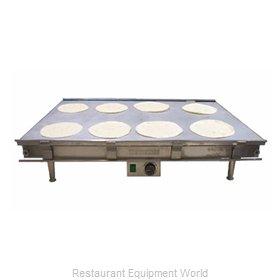 DoughPro TW2540E Tortilla Warmer Grill