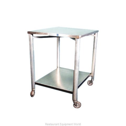 DoughPro UT1330 Equipment Stand, for Mixer / Slicer
