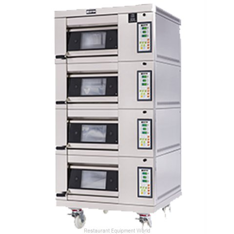 Doyon 1T-1 Deck Oven (Magnified)