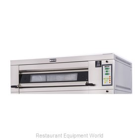 Doyon 2T-2 Oven, Deck-Type, Electric