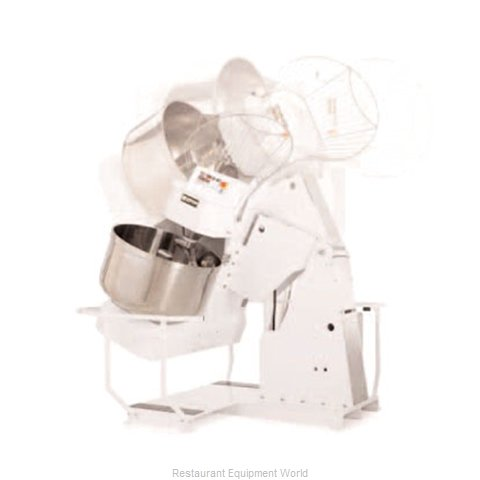 Doyon AB050XAI Mixer Dough Spiral Heavy Duty (Magnified)