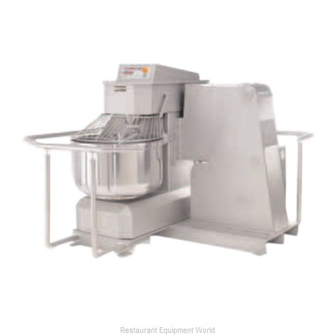 Doyon AB080XBI Mixer Dough Spiral Heavy Duty (Magnified)