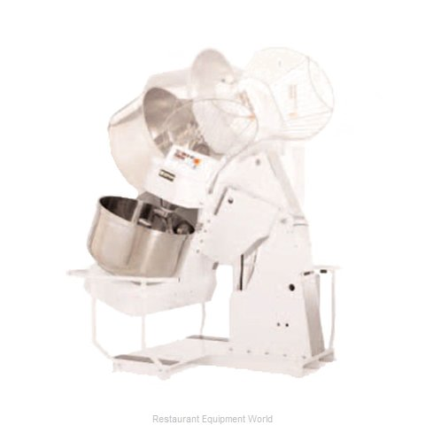 Doyon AB100XA Mixer Dough Spiral Heavy Duty (Magnified)