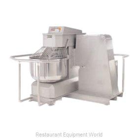 Doyon AB100XEI Mixer, Spiral Dough