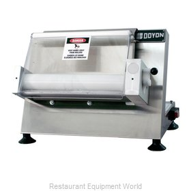 Doyon DL18SP Dough Sheeter