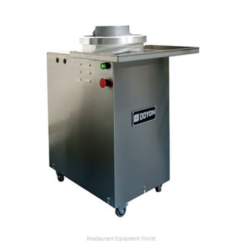 Doyon DR45 Automatic Dough Rounder (Magnified)