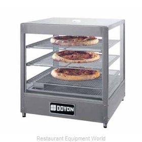 Doyon DRP3 Display Case, Hot Food, Countertop