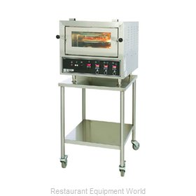Doyon FPR3 Rotating Pizza Oven