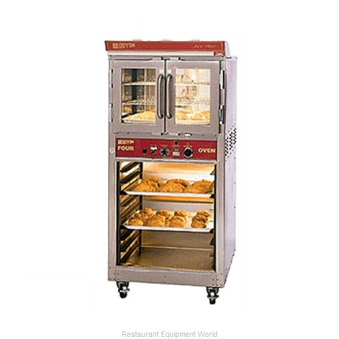 Doyon JA4SC Convection Oven, Electric (Magnified)