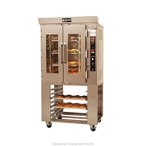 Doyon JA8 Convection Oven (Magnified)