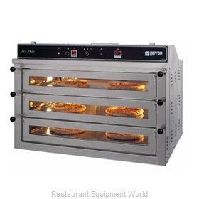 Doyon PIZ6 Pizza Oven, Deck-Type, Electric