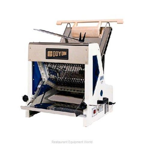 Doyon SM302 Slicer, Bread