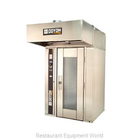 Doyon SRO1G Oven, Gas, Roll-In