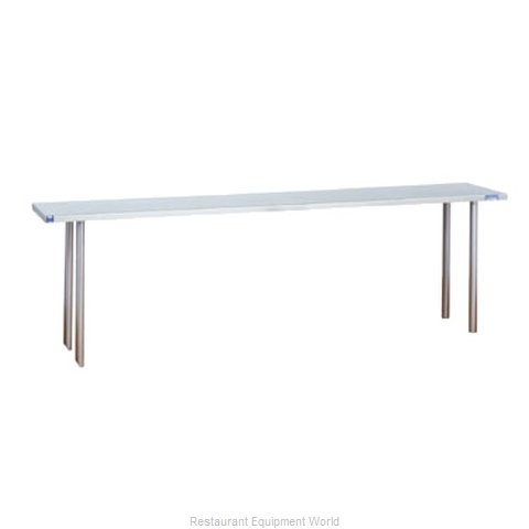 Duke 1056D-7210/18GA Overshelf, Table-Mounted