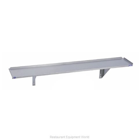Duke 1156-13210/14GA Overshelf Wall-Mounted