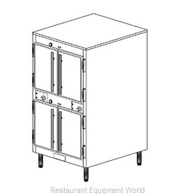Duke 1262 Thermal Container Free Standing