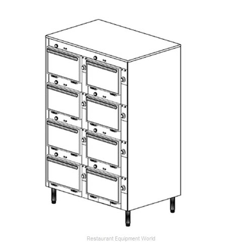 Duke 2308 Thermal Container Free Standing