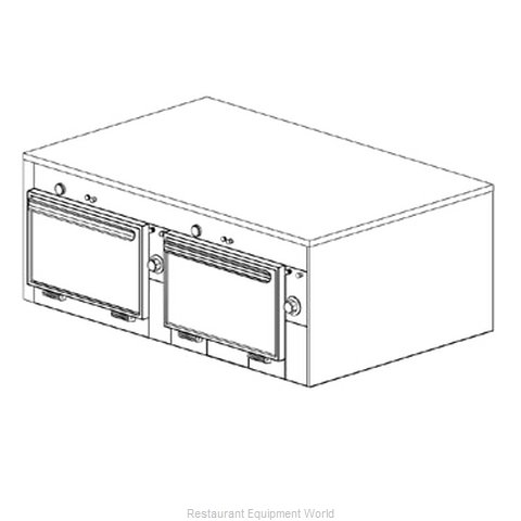 Duke 2602 Thermal Container, Free Standing