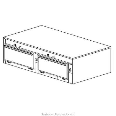 Duke 2652 Thermal Container, Free Standing