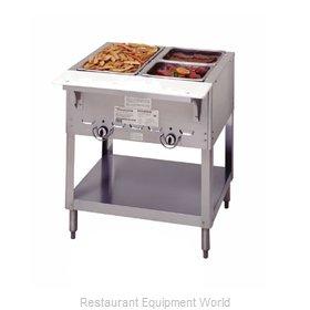 Duke 302 Serving Counter, Hot Food, Gas
