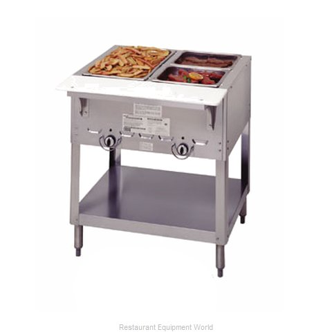 Duke 303 Aerohot Gas Steamtable