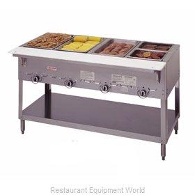 Duke 304 Serving Counter, Hot Food, Gas